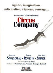 Eric-Axel Zimmer, Circus Company (2007)